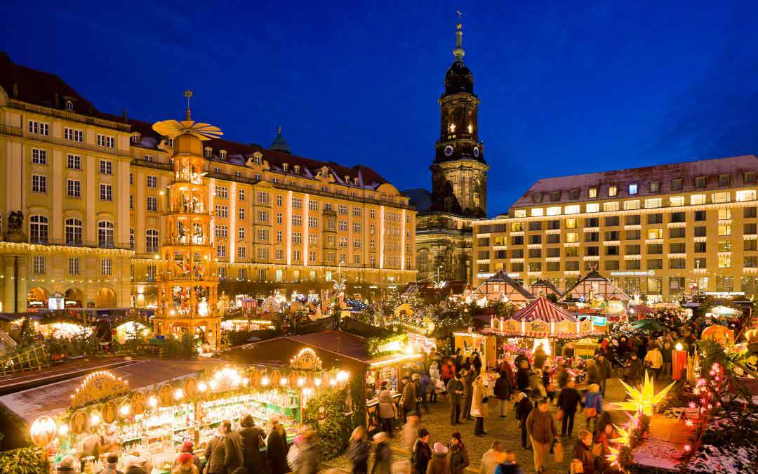 IT'S THE MOST WONDERFUL TIME OF THE YEAR. Unsere TEAMBRENNER Weihnachtsmarkt-Tipps für Chemnitz, Dresden und Leipzig..