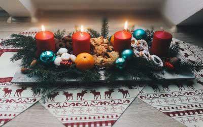 Wo ist das Rezept geblieben von den Plätzen, die wir lieben? Willkommen in der TEAMBRENNER Weihnachtsbäckerei.