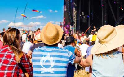 Der Festival-Sommer ruft nach uns! Sommer, Sonne, TEAMBRENNER!
