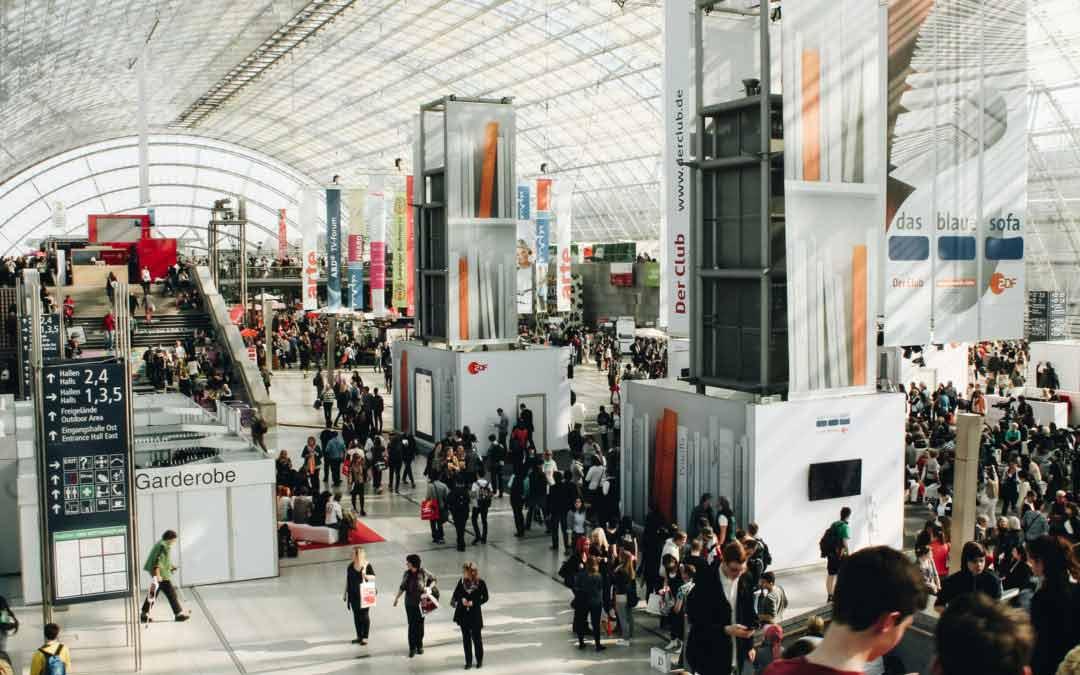 Das Frühjahrsereignis in Leipzig. Die Buchmesse öffnet ihre Türen!