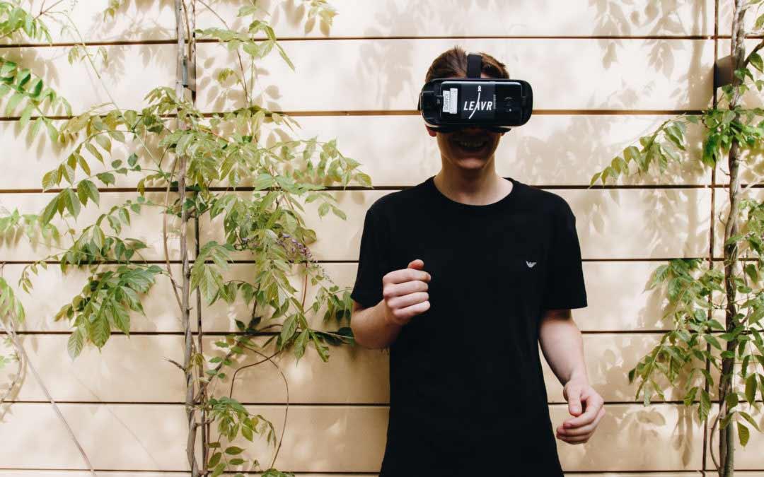 Virtual wird Reality! Eintauchen in fremde Welten in den LEAVR.Studios.