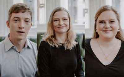 Neues Jahr, neue ECHTEBRENNER. Teil 2: Willkommen Robert, Mandy & Lilli.