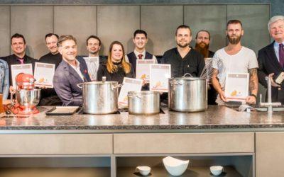 Menüwettbewerb Kochsternstunden Dresden: Erfolgreiches Umland