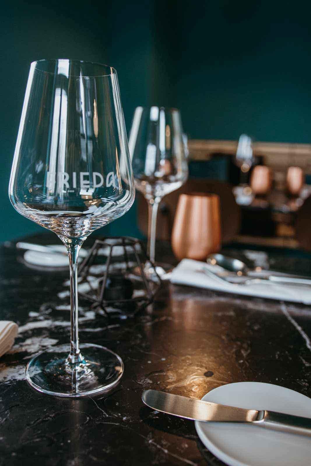 TEAMBRENNER Tipp Gourmet Gastro Restaurant Frieda Wein