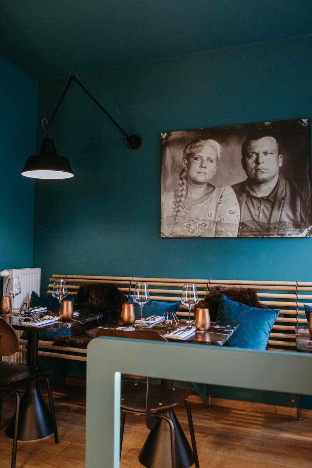 TEAMBRENNER Tipp Gourmet Gastro Restaurant Frieda Blick ins Innere?