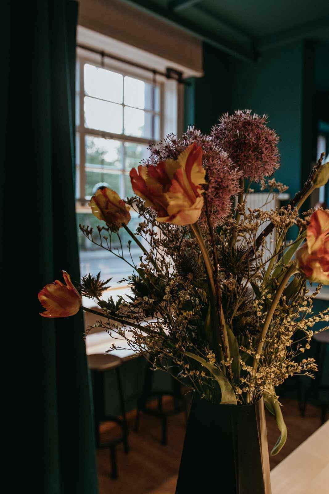 TEAMBRENNER Tipp Gourmet Gastro Restaurant Frieda Einrichtung