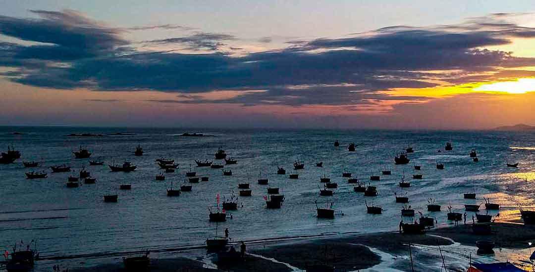 Mũi Né – Ein Bilderausflug zum vietnamesischen Meeresrauschen