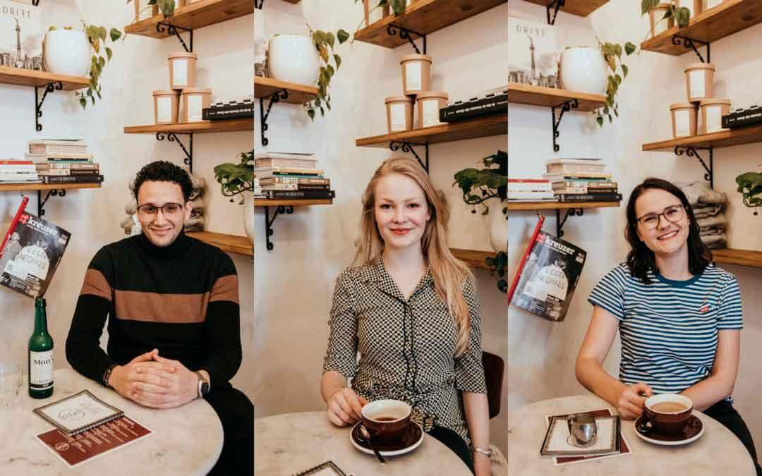 Alles neu macht der Herbst. Willkommen Nele, Mohamed & Janina.