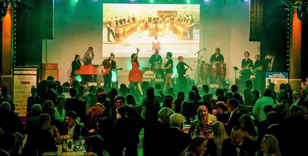 Hope Gala Dresden: Feiern und Spenden