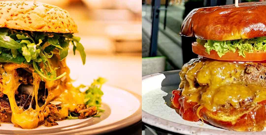 Die vielleicht besten Burger in Dresden?