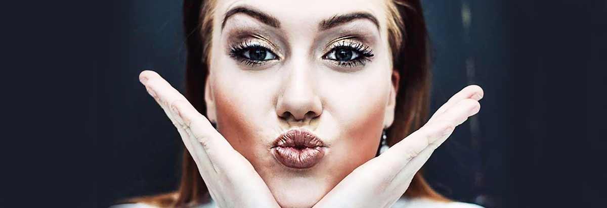 Schnelles festliches Make-up für Weihnachten TEAMBRENNER Blog