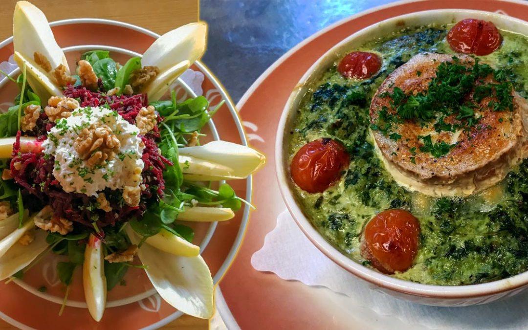 Die brennNessel in Dresden: Ein lohnenswertes vegetarisches Restaurant