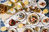Frühstücksservice Mitarbeiter Dresden Teambrenner