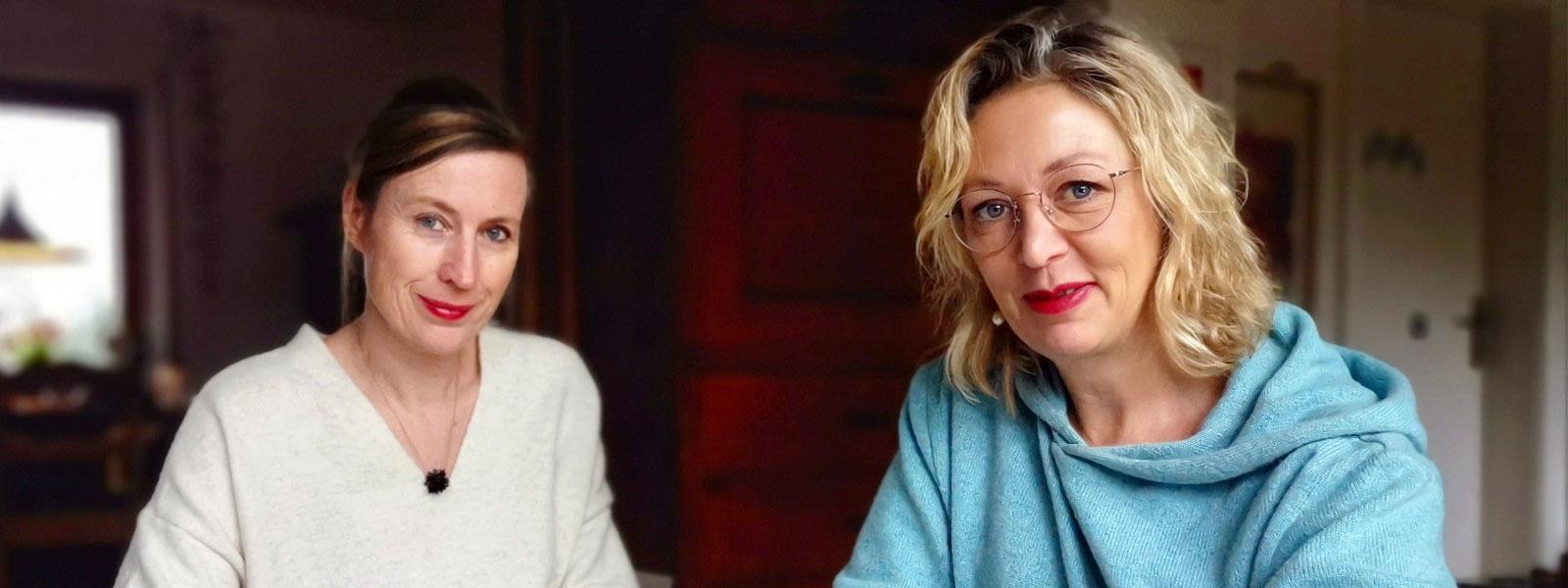TEAMBRENNER Lichtblicke Interview Franziska M Köllner Silke Wagler