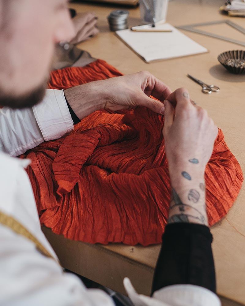TEAMBRENNER Lichtblicke Interview Modedesigner Oliver Viehweg