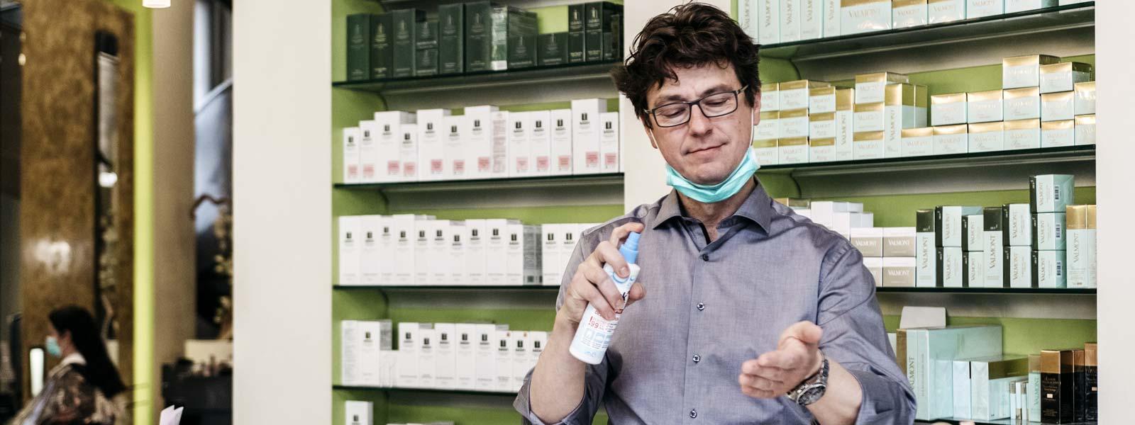 TEAMBRENNER Lichtblicke Interviewreihe Salon Strese Friseur Kosmetik
