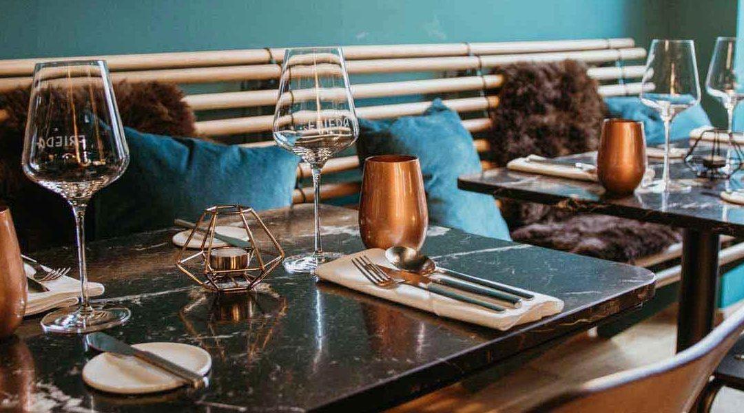 Michelin-Stern Gewinner 2021 – das Restaurant FRIEDA
