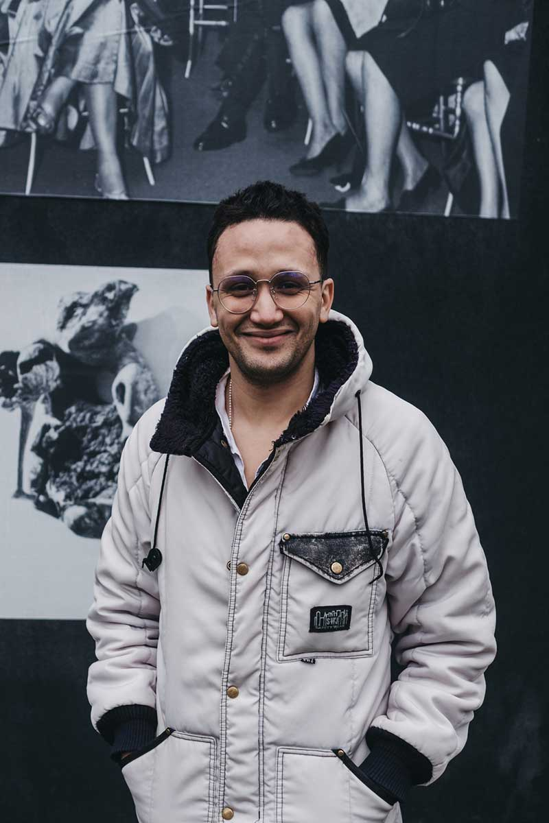 Mohamed Nafidi Werkstudent TEAMBRENNER Interview